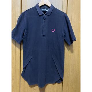 ラフシモンズ(RAF SIMONS)のRAF Shimons Fred Perry ポロシャツ ラフシモンズ フレッド(ポロシャツ)
