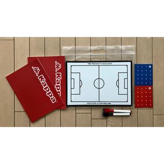 ペナルティ(PENALTY)のペナルティ 作戦ボード+カッパ サッカーノート2冊(その他)