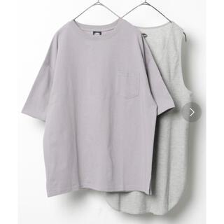 フリークスストア(FREAK'S STORE)のフリークスストア WEB限定 サーマルレイヤード 半袖Tシャツ&タンクトップ M(Tシャツ/カットソー(半袖/袖なし))