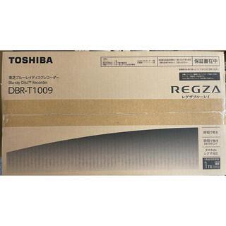 東芝 - 東芝 REGZA BDレコーダー 3チューナー 1BD BR-T1009