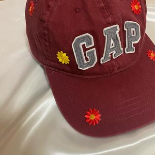 GAP - gap  flower cap     new era vega ニューエラ