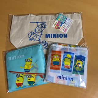 ミニオン(ミニオン)の新品未使用品 ミニオンズ   エコバッグ トートバッグ まとめ売り(エコバッグ)