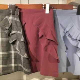 ロジータ(ROJITA)のラッフル台形スカート 【ROJITA】(ミニスカート)