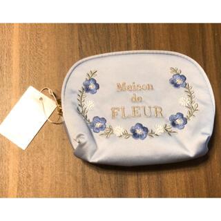 Maison de FLEUR - 新品★Maison de FLEUR★ティッシュケースポーチ★送料無料