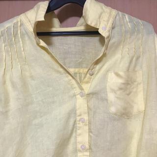 エヌナチュラルビューティーベーシック(N.Natural beauty basic)のシャツ(シャツ/ブラウス(半袖/袖なし))