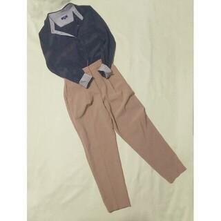 プラステ(PLST)のSHIPSのシャツとPLSTのパンツ2枚セット洗えるフォーマル通勤(セット/コーデ)