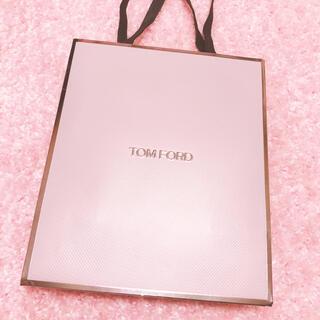 トムフォード(TOM FORD)のトムフォード♡ショッパー(ショップ袋)