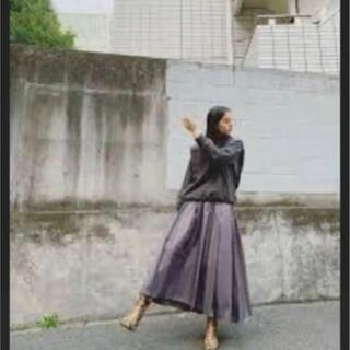 アメリヴィンテージ(Ameri VINTAGE)の新木優子着用‼️AMERI BIG SILHOUETTE LAYERED TOP(トレーナー/スウェット)