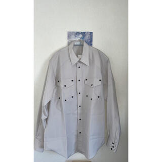 ジョンローレンスサリバン(JOHN LAWRENCE SULLIVAN)のlittle big 21ss Western shirt(シャツ)
