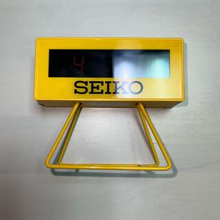 SEIKO - SEIKO 時計 陸上競技タイマー