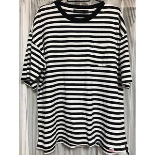 レイジブルー(RAGEBLUE)のレイジブルー ボーダー Tシャツ 半袖(Tシャツ/カットソー(半袖/袖なし))