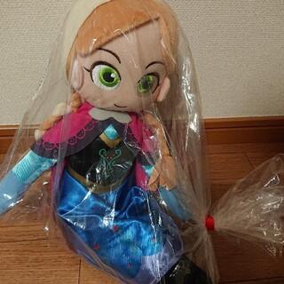 アナトユキノジョオウ(アナと雪の女王)のアナと雪の女王 アナ メガジャンボ ぬいぐるみ(キャラクターグッズ)