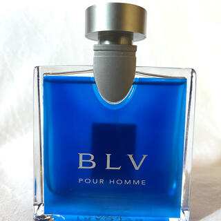 BVLGARI - BVLGARI 香水 ブルガリブルー プール オム オードトワレ 値下げしました