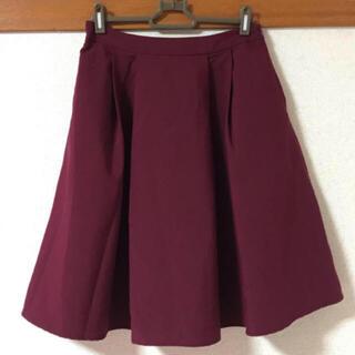 ローリーズファーム(LOWRYS FARM)の膝丈スカート(ひざ丈スカート)