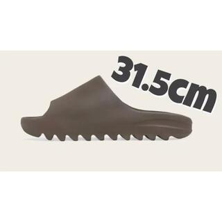 adidas - adidas yeezy slide soot  31.5cm