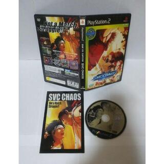 PlayStation2 - ≪PSソフト≫SNK VS. CAPCOM SVC CHAOS
