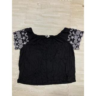 エイチアンドエム(H&M)のH&M トップス(Tシャツ(半袖/袖なし))