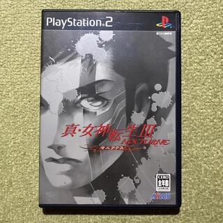 PlayStation2 - PS2 真・女神転生III ノクターン マニアクス