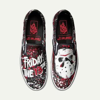 VANS - 【27.5cm】 VANS x HORROR  Friday The 13th