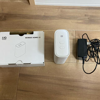 NEC - 【送料込み】UQ WiMAX HOME02
