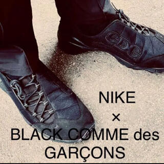 BLACK COMME des GARCONS - ◆ BLACK COMME des GARÇONS x Nike スニーカー ◆