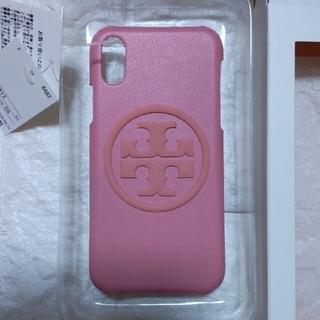 トリーバーチ(Tory Burch)の新品  トリーバーチ iPhoneケース iPhone X XS アイフォン(iPhoneケース)