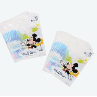ディズニー(Disney)のディズニーリゾートショップ袋(ショップ袋)