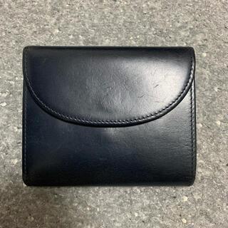 ホワイトハウスコックス(WHITEHOUSE COX)のホワイトハウスコックス ミニウォレット S1058(折り財布)