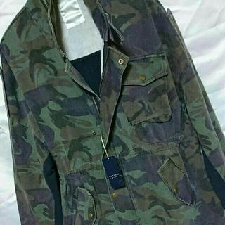 新品 BITTOKO ジャケット コート アウター 大きいサイズ(ミリタリージャケット)