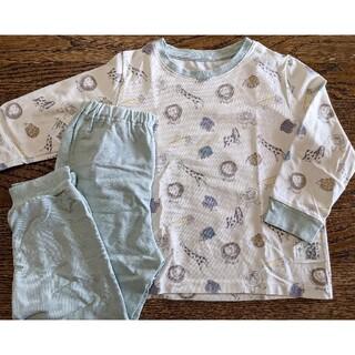 リサラーソン(Lisa Larson)のユニクロベビー リサラーソン パジャマ 長袖 100サイズ(パジャマ)