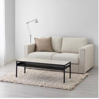 イケア(IKEA)のイケア VINDUMヴィンドゥム カーペット(ラグ)