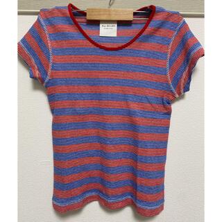 ビームス(BEAMS)のRay BEAMS / マルチ ボーダー リブ Tシャツ(Tシャツ/カットソー(半袖/袖なし))
