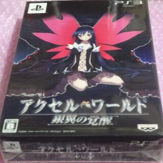 プレイステーション3(PlayStation3)のアクセルワールド 銀翼の覚醒 限定版 アニメBD付⇒送料無料(家庭用ゲームソフト)