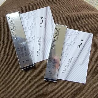 ディオール(Dior)のディオールショウマキシマイザー3d(マスカラ下地/トップコート)