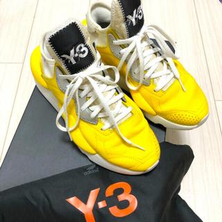 ワイスリー(Y-3)の【美品】y-3 スニーカー(スニーカー)