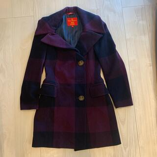 ヴィヴィアンウエストウッド(Vivienne Westwood)のVivienne Westwood コート 40(ロングコート)