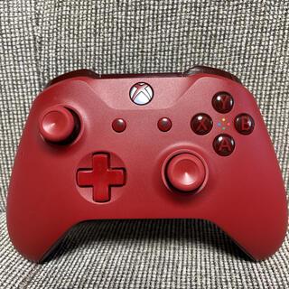 Microsoft - Xbox One ワイヤレスコントローラー レッド