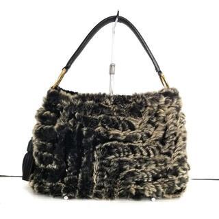 ポールスチュアート(Paul Stuart)のポールスチュアート ハンドバッグ美品  -(ハンドバッグ)