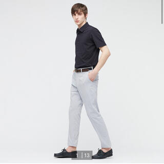 UNIQLO - エアリズム フルオープンポロシャツ XL