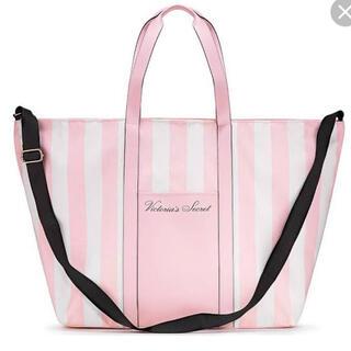 ヴィクトリアズシークレット(Victoria's Secret)の値下げ‼️ブランドカラーの可愛い2wayバッグ VS 新品未使用(トートバッグ)