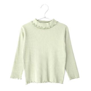 ever closet ♡ 長袖 リブ Tシャツ(Tシャツ/カットソー)