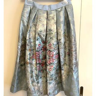 テッドベイカー(TED BAKER)の直営店購入テッドベーカーTed Bakerミドル丈スカート2(ひざ丈スカート)
