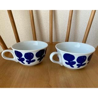 ミナペルホネン(mina perhonen)のミナペルホネン パスザバトン マグカップ (グラス/カップ)