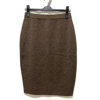 フェンディ(FENDI)のフェンディ スカート サイズ44 L美品  -(その他)