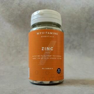 MYPROTEIN - ZINC 亜鉛 90錠