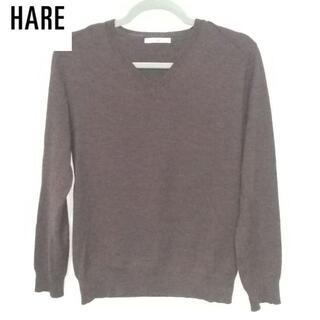ハレ(HARE)のHARE ( ハレ ) ニット ウール100% メンズ S(ニット/セーター)