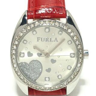フルラ 腕時計 - レディース シルバー