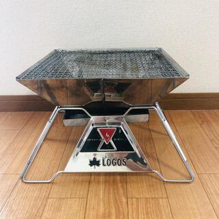 LOGOS - ロゴス 焚き火台 M 10/21迄出品