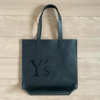 Yohji Yamamoto - トートバッグ 合皮 レザー