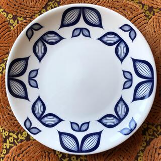 アラビア(ARABIA)のレア!未使用 ステッカー付き アラビア 140周年記念 限定プレート Maisa(食器)